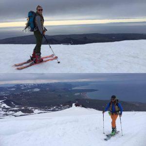 Skíðaferð á Snæfellsjökul