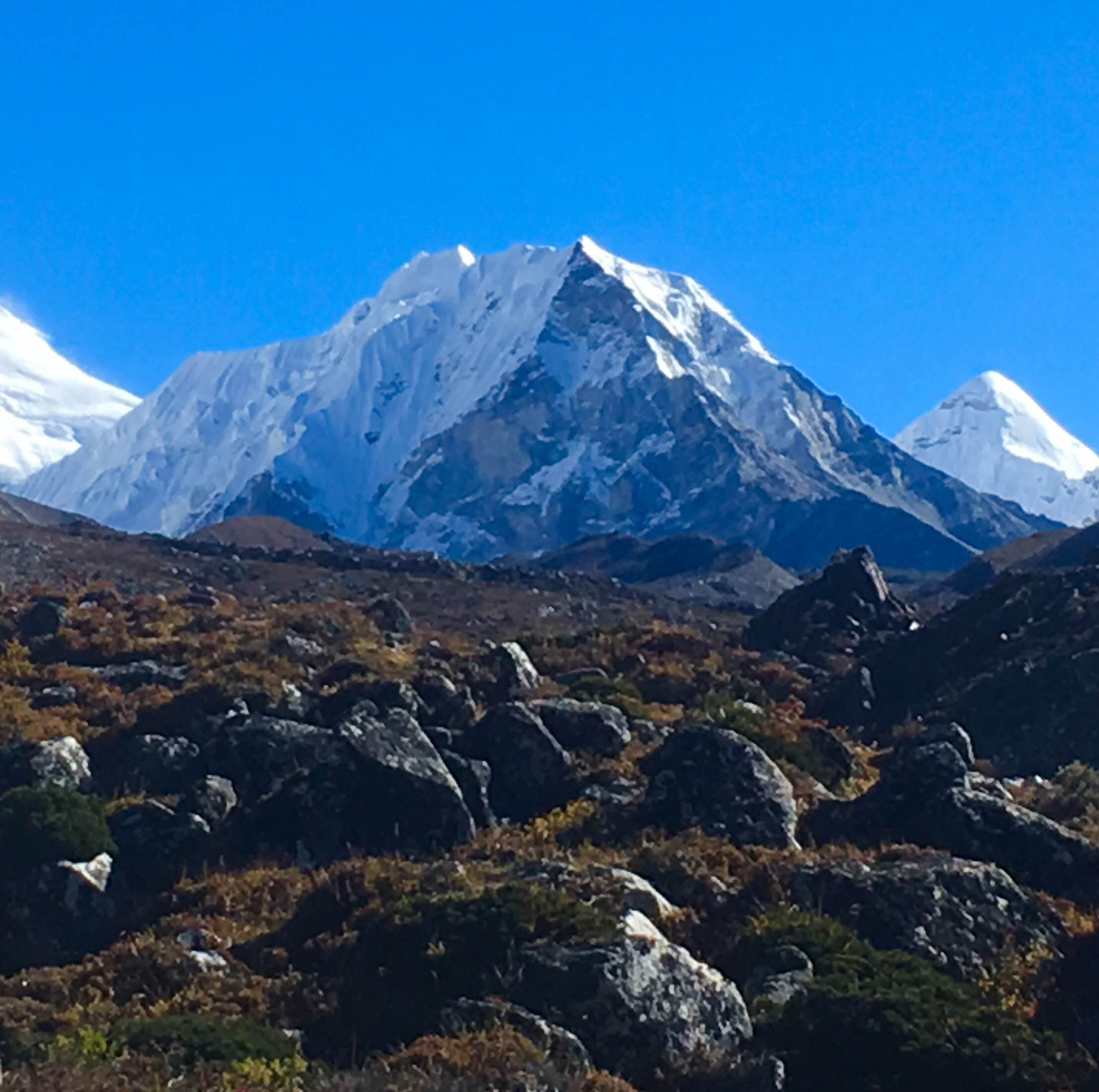 Everest Base Camp & Island Peak