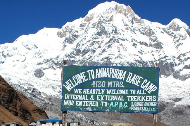 Annapurna Base Camp Trek 7 Days80