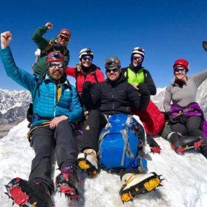 Everest Base Camp & Island Peak.