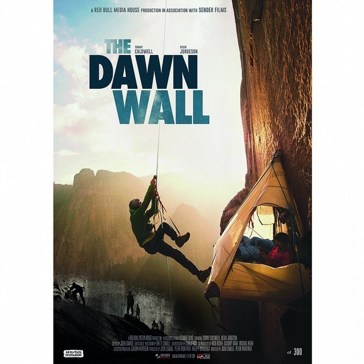 Dawnwall Poster