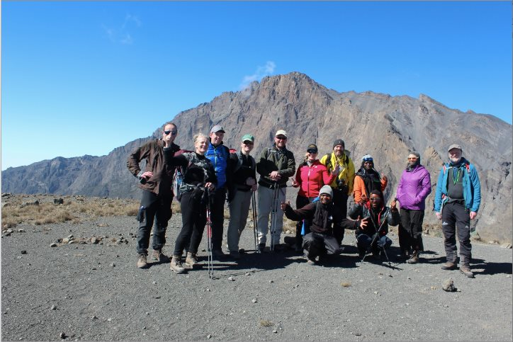 Toppadagur Kilimanjaro!