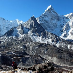 Ferð Til Nepal – Island Peak Og Everest Base Camp